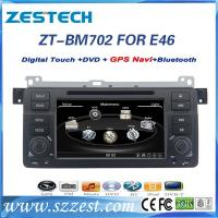 Buy cheap Touch screen car audio system for BMW E46 car dvd player with DVD/GPS/Radio/3G from wholesalers