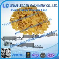 Best high wholesale corn flakes breakfast cereals making machines wholesale
