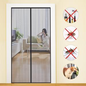 Best Fashionable Design Magic Curtain Door Mesh , Safety Magic Mesh Curtain wholesale