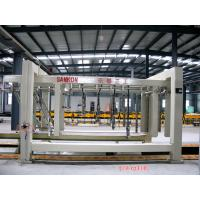 Cheap AAC Block production line Horizontal AAC Cutting Machine , Steel wire for for sale
