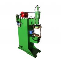 Best Stainless Steel Pneumatic Spot Welding Machine Point Welding Machine Automatic Spot Welding Machine wholesale