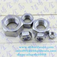 Cheap High quality lowest price hex nut m3 to m64 din934 for sale