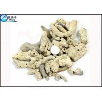Best Microporous Coral Live Sand Fish Aquarium Gravel With PH Value For Sea Water Tanks wholesale