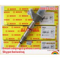 Best BOSCH Genuine Common rail injector 0445120224,0445120170 for WEICHAI WP10 612600080618 wholesale