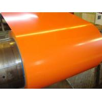 Best Z80 0.37 X 1219MM Orange G550 Prepainted Galvanized Steel Coil PPGI CGCC wholesale