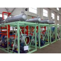 Best Duct Type Gas Fired Thermic Fluid Heater , Energy Saving Electric Heaters wholesale