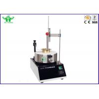 Best ASTM D92 Cleveland Open Cup Flash Point Test Instrument With Manual Operation wholesale