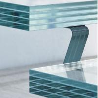 Best 4mm 8.8 Mm Laminated Glass / Ul 972 Toughened Laminated Glass Balustrade wholesale
