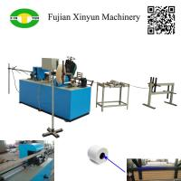 Best Full automatic spiral toilet paper core making machine for sale wholesale