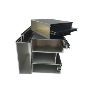 Best 6063-T5 Curtain Wall Aluminum Frame wholesale