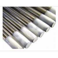 Best White Pure Tungsten Electrodes , Copper Welding Electrode 150mm 175mm Length wholesale