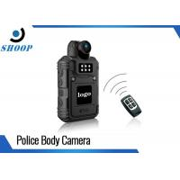 Best Night Vision Police Body Worn Video Camera With Rechargeable Long Life Battery wholesale