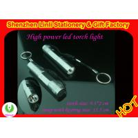 Best 2011 Hot-selling high powered Aluminium rechargeable  led lamp torch lights  wholesale
