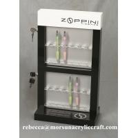 Best Hot selling PMMA office supplies royal acrylic pen display holder wholesale