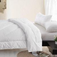 Best Single needle quilting with phoenix-tailed pattern, comfortable duvet wholesale