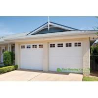Best Detached garage,automatic sectional insulated garage door, Remote control sectional residential garage door for sale wholesale