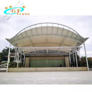 Best TUV 290x290mm Aluminum Spigot Truss With Roof System wholesale