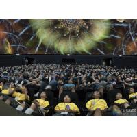 Best 30m Immersive Projection Dome Theater Big Capacity 650 - 1200 People wholesale