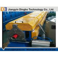 China Punching Metal Cr12 Rain Water Downspout Roll Forming Machine Line For Customized on sale