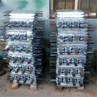 Best Silver Marine Anode Outfitting Equipment Aluminum Zinc Anode Wear Resistant wholesale