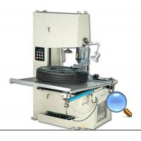 China Saw-type Tire Cutting Machine/rubber reclaim/tyre cutting machine on sale