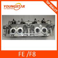 Buy cheap Complete Cylinder Head MAZDA FE/F8 F850 10100F ; CYLINDER HEAD ASSY MAZDA FE/F8 from wholesalers