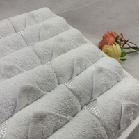Best High Quality Cotton Hot & Cold Towel For Airline wholesale