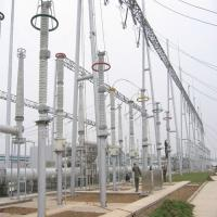 China Power Transmission Equipment Electrical Power Transmission Steel Structure Pylons on sale