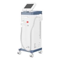 Best Newest Diode Laser 808 nm Alma Soprano ICE Diode Laser Hair Removal Machine Price wholesale