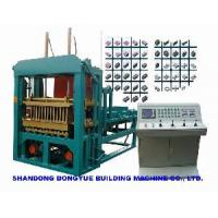 Best Automatic Flyash Hollow Paver Brick Making Machine (QT4-15B) wholesale
