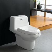 China Siphonic Two-Piece Toilet / Acrylic on sale