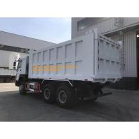 China The Philippines Euro4 Sinotruk Howo7 381hp 20M3 Front lifting 6x4 10wheels dump truck on sale