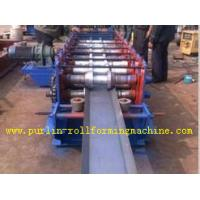 Best Galvanized Automatic Seamless Gutter Machine , Rain Gutter Roll Forming Machinery wholesale
