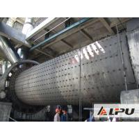 China High Performance Cement Ball Mill Critical Speed , Steel Ball Mill on sale