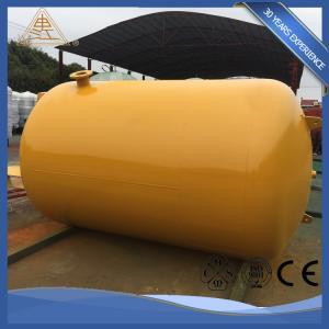 Best 60 Gallon Nitrogen Storage Tank , 200 PSI Pressure Nitrogen Air Compressor Reserve Tank wholesale