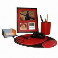 Best Business Gift Set, Made of PU Leather wholesale