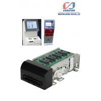 DC 12V RFID Insert Magnetic Card Reader With PSAM Board , Kiosk Card Reader