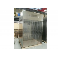 Best Customized Size PVC Curtain Door Weighing Booth / Dispensing Booth For GMP Clean Room wholesale