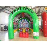 Best Floating Ball Challenge Inflatable Game For Sale wholesale