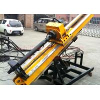 Best Rotary Anchor Engineering Drilling Rig Diesel Engine / Electric Motor Powered wholesale