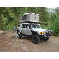 China Pop Up Auto Hard Shell Truck Tent Air Permeable For Travel Hiking Camping on sale