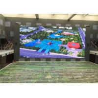 China Waterproof P8 Outdoor Full Color LED Display Board Programming With Meanwell Power Supply on sale