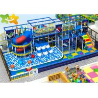 China Kids Favorite Indoor Soft Play Area Children Commercial Ball Pit Pool Indoor Playground on sale