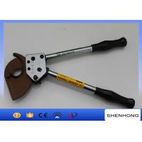Best Cutting Tools J13 Ratchet Cable Cutter Used In Overhead Line Consruction wholesale
