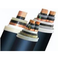 China High Voltage Bare Copper YJV Electrical Power Cable on sale