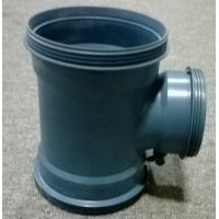 China plastic injection drainage and sewage UPVC pipe fitting Moulds on sale