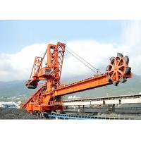 Best 2000t/H BW Stacker And Reclaimer Machine For Coal Mining In Port Material Handling wholesale