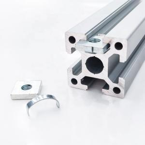 Best Modular Automation ISO 6061 T5 4040 T Slot Aluminium Extrusion wholesale