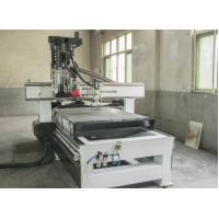 Professional Multipurpose Cnc Wood Engraving Machine Seamless Welded Steel Structure