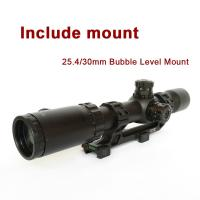 Best Professional Hunting Rifle Scope 1-12x30 Extended Eye Relief Long Range Shooting wholesale